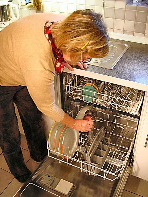 vaatwasmachine aansluiten